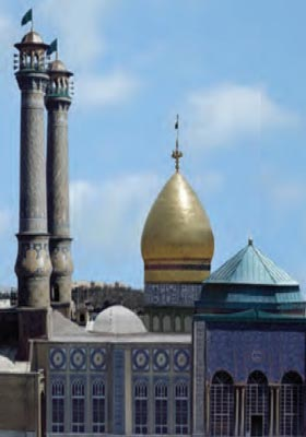 آشنایی با حضرت عبدالعظیم علیه السلام
