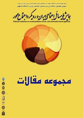 چکیده مقالات همایش ملّی مسائل اجتماعی ایران و رویکرد اجتماع محور