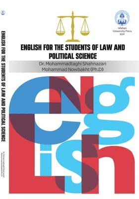 English for the Students of Law and Political Science